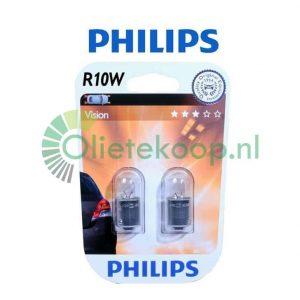 Philips R10w premium 12v