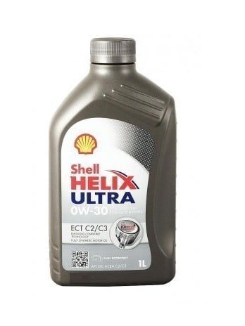 1 liter shell helix ultra 0w30 ect c2 c3 vw bmw. Black Bedroom Furniture Sets. Home Design Ideas