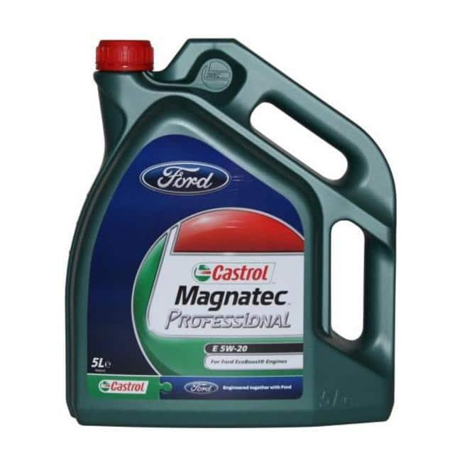 Fremragende motorolie 5 liter Castrol Magnatec Professional E 5W20 | Olietekoop.nl WL73