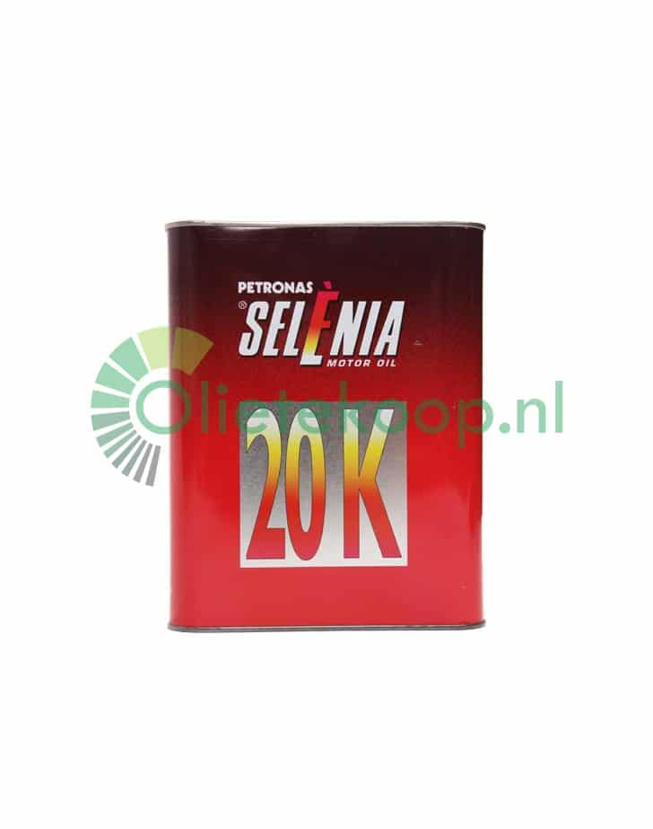 Selenia 20K Motorolie - 10W40 - 2 liter
