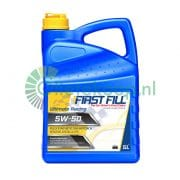 5 liter First Fill Ultimate Racing  5W50 (Fully Synthetic)