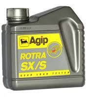 AGIP Rotra SX/S Transmissievloeistof - 75W90 (vervangt ook Gear Synth 75W90) - 1 Liter