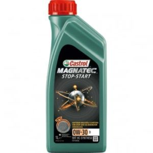Castrol Magnatec Stop Start motorolie - 0W30 D - 1 Liter
