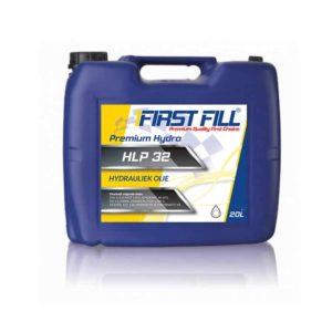 First Fill Premium Hydro HLP 32 hydrauliekolie - ISO 32 - 20 liter