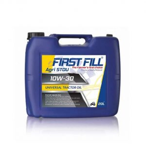 First Fill Agri STOU Motorolie - 10W-30 (Universal Tractor Oil) - 20 Liter