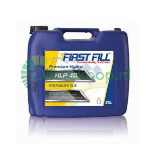 hydrauliekolie-20-liter-first-fill-premium-hydro-hlp-46
