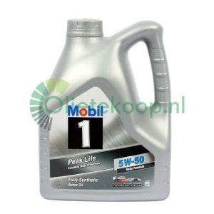 motorolie-4-liter-mobil-1-peak-life-5w50-voorheen-rally-formula