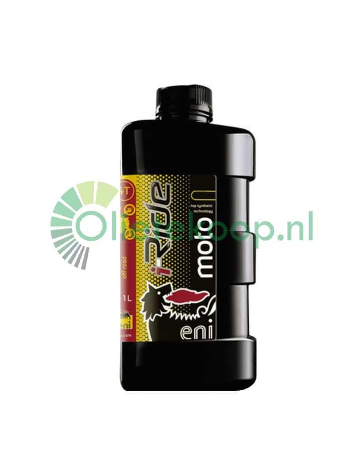 Eni IRide Moto 4T Motorolie - 10W-50 - 1 Liter