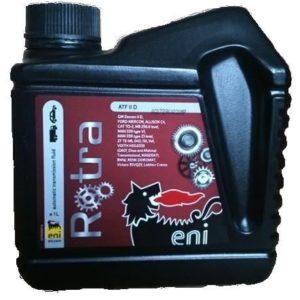 ENI Rotra Automatische Transmissievloeistof - ATF III - 1 Liter