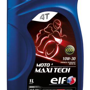 Elf Moto 4 Maxi Tech Motorolie - 10W-30 - 1 Liter