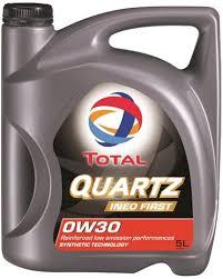 Total Quartz Ineo First - 0W30 - 5 Liter