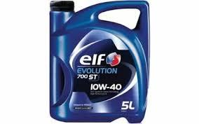 ELF Evolution 700 ST Motorolie - 10W-40 - 5 Liter