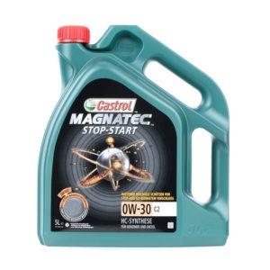 Castrol Magnatec Stop-Start 0W30 C2 - 5 liter
