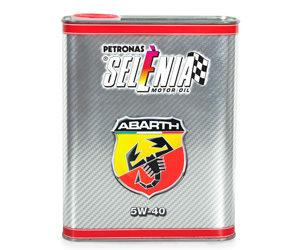 SELENIA Abarth 5W-40 - 2 Liter