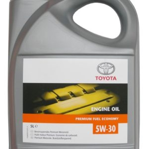 Toyota Genuine Motor Oil (TGMO) 5W-30 - 5 Liter