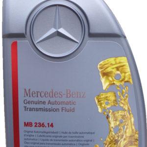 Mercedes Benz Genuine Automatic Transmissieolie ATF 236.14 - 1 Liter